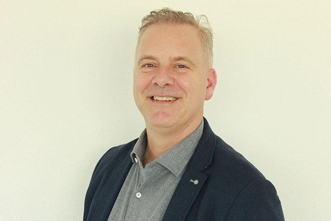Bob van Os, programma- manager eID bij Nictiz