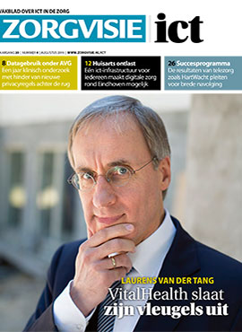 Zorgvisie ict magazine, nr. 4 2019