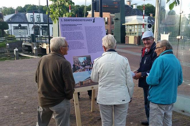 Dorpsondersteuners in Groningen