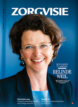 Zorgvisie magazine, nr. 5 2019