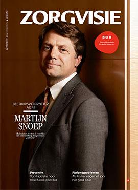 Zorgvisie magazine, nr. 7, 2019