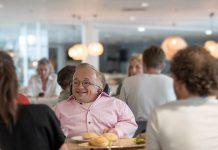 Rick Brink is tot 2021 door KRO-NCRV aangesteld om te lobbyen voor een betere positie van gehandicapten. Foto: Stijn Ghijsen