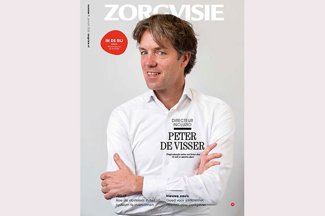 Zorgvisie magazine nr. 1 2020