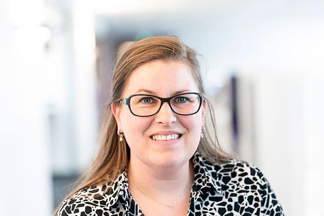Marieke Verlee, manager zorginkoop ggz bij CZ
