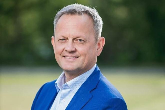 Frank van der Linden, bestuursvoorzitter Humanitas DMH