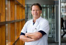 Wilco Peul is neurochirurg en leidt het Universitair Neurochirurgisch Centrum Holland (UNCH), een samenwerking tussen het LUMC, Haaglanden MC en het Haga Ziekenhuis