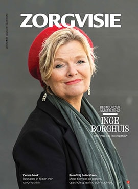 Zorgvisie magazine nr. 3, 2020