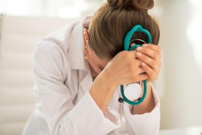 'Klinisch leiderschap is durven praten over emoties.' Foto: AdobeStock