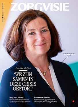 Zorgvisie magazine nr. 4, 2020