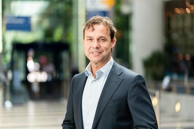 Maurice van den Bosch, voorzitter rvb OLVG