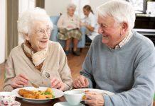 ouderen eten