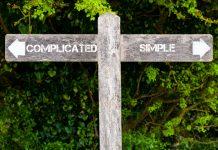 complex of simpel
