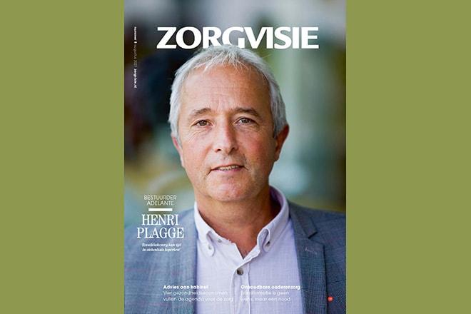Zorgvisie magazine, nr. 5, 2021